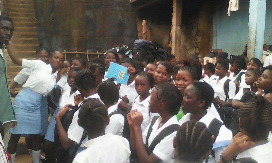 Scholarship for Children in Sierra Leone