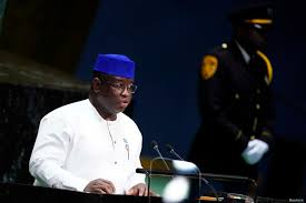Sierra Leone President Tests Negative for COVID-19 After Self Isolation
